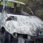 Veículo incendiado 2