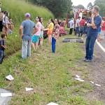 Acidente na BR 277 em Queimadas-2
