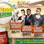 Cartaz EXPO PALMEIRA