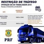PRF-Restrição de Tráfego