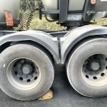 Caminhão quebrado na PR 151 em Palmeira causa congestionamento_5