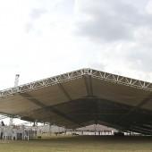 Expo PAlmeira_começa a montagem da estrutura_1