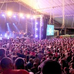 Show de Maiara e Maraísa_público_1_foto divulgação Prefeitura de Palmeira
