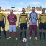 Ypiranga FC_4 Trio de arbitragem