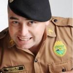 Cabo da PM_Robson Gulhinski_baleado em Curitiba_foto site Rádio Banda B