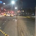 Cabo da Polícia Militar é baleado em Curitiba 2_foto site Banda B