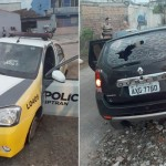 Cabo da Polícia Militar é baleado em Curitiba_foto site Banda B