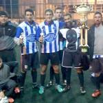 Equipe vice campea Stark Cruzeiro