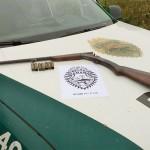 Polícia Ambientam apreende arma de fogo em Monte Alegre_1