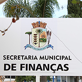 Secretaria Finanças Palmeira