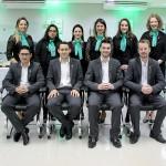 Sicredi reinaugura agência de Witmarsum com ampliação da estrutura_equipe