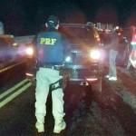 Acidente auto x moto no km 196 em Queimadas_2_foto Isaias Ribeiro da Cruz