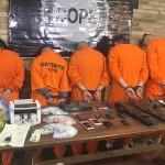 Cope prende quadrilha suspeita de explosão a caixas eletrônicos (5)