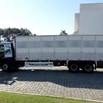 Motorista é encontrado morto em cabine de caminhão em posto de combustíveis_2