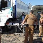 Motorista é encontrado morto em cabine de caminhão em posto de combustíveis_5