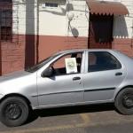 Veículo Siena clonado é apreendido pela PM em Palmeira_2