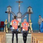 Dois ciclistas de Palmeira refazem o Caminho da Fé até Aparecida do Norte_foto Elder Scolimoski_Rádio Ipiranga (2)