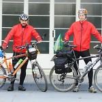 Dois ciclistas de Palmeira refazem o Caminho da Fé até Aparecida do Norte_foto Elder Scolimoski_Rádio Ipiranga (3)