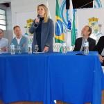 Governadora Cida Borghetti vistoria obra da Avenida Daniel Mansani_3