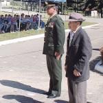 Homenagem ao ex-combatente Orlandino Bueno da Silva na 2ª Cia do 5º BSup no dia 28_08_Foto Luciano Almeida de Sousa