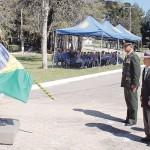 Homenagem ao ex-combatente Orlandino Bueno da Silva na 2ª Cia do 5º BSup no dia 28_08_foto_Luciano Almeida de Sousa
