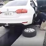 Carro com cocaína_reprodução vídeo PRF