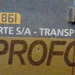 Carro forte _tentativa de roubo na PR 151 em Palmeira_Foto reprodução redes sociais