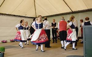 volksfest - witmarsum