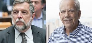 Flavio Arns e Oriovisto Guimaraes