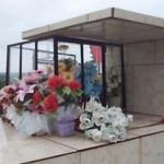 Fotos do vansalismo no Cemitério São João do Tiunfo 5