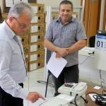 Palestrapara messários, carga e lacração e simulação de votação 3 _Elder_Rádio Ipiranga