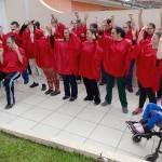 Apresentação de Natal da APAE na Gazeta de Palmeira_1
