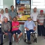 Campanha Lanche Solidário do Franco Supermercado teve lançamento no Lar Acelino_1