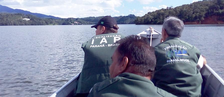 IAP proíbe pesca no período da Piracema_foto Divulgação IAP