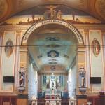 Interior da Igreja - Foto_ João Geraldo Borges Jr.