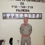 Paulo Cezar de Almeida_atual comandante do Corpo de Bombeiros de Palmeira