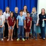 Premiação da Maratona Intelectual do Rotary_alunos_EM Anna Ferreira de Freitas_foto Moacir Guchert