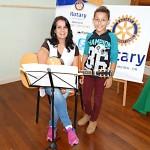 Premiação da Maratona Intelectual do Rotary_apresentação cultural 1_foto Moacir Guchert