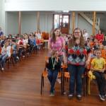 Premiação da Maratona Intelectual do Rotary_homenagem às professoras_foto Moacir Guchert