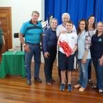 Premiação da Maratona Intelectual do Rotary_prêmio de terceiro lugar_Alan Felipe Ripka_EM Nossa Senhora do Rosário _foto Moacir Guchert