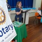 Premiação da Maratona Intelectual do Rotary_secretária Carla Albuquerque_foto Moacir Guchert