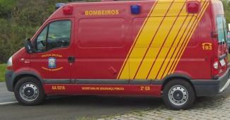Bombeiros-Ambulância