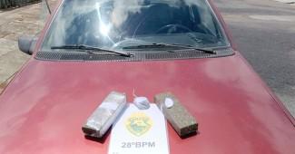 PM prende dois jovens de São Mateus do Sul por tráfico em Palmeira_1