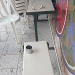 Vandalos invadem Escola N S do Rocio e Amadeu Mário Margraf e consomem merenda dos alunos_6