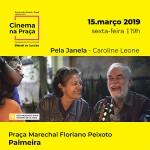 Cine na Praça_Pela Janela