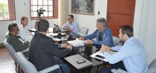 Reunião da Comissão Especial Temporária_1_Câmara Municipal de Palmeira