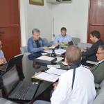 Reunião da Comissão Especial Temporária_3_Câmara Municipal de Palmeira
