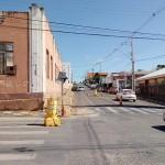 Ruas Padre Camargo e Vicente Machado interditadas parcialmente 1