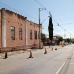 Ruas Padre Camargo e Vicente Machado interditadas parcialmente 2