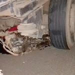 Acidente Moto x Caminhão na BR 277 km 182 em Palmeira_foto PRF_4